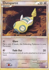Dunsparce GS