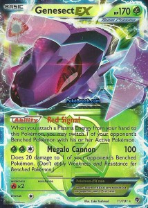 Genesect EX